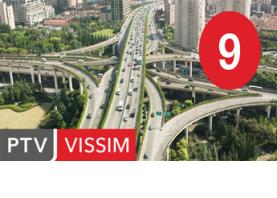 Phần mềm vissim 9 mới, mô phỏng phân tích luống giao thông đô thị