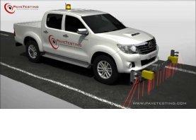 thiết bị đo chỉ số gồ ghề mặt đường, kiểm tra bề mặt đường