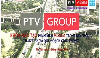 Đào tạo thiết kế Nút giao thông - trong Vissim 10